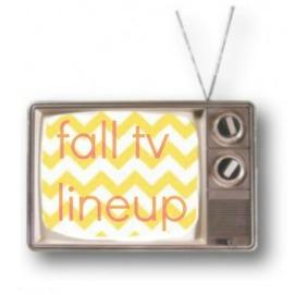 fall tv lineup