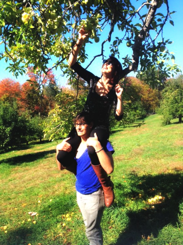 Fall - Apple Picking2