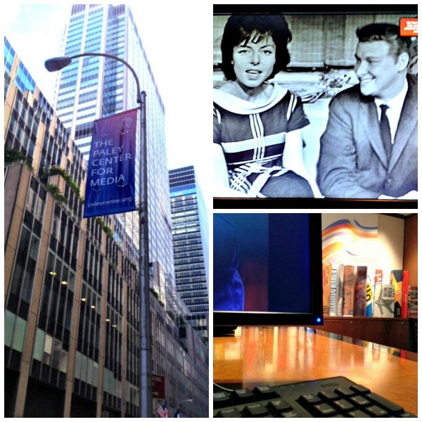 Paley Center Collage