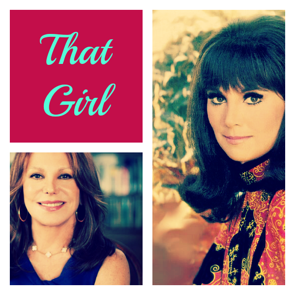 Marlo Thomas Collage