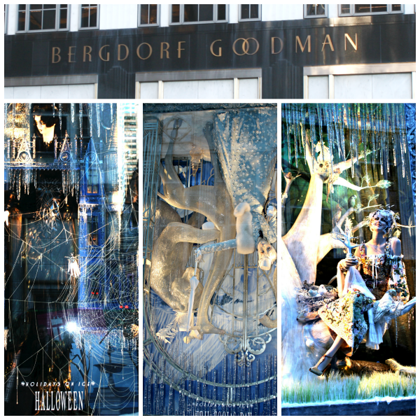 Bergdorf Window Collage