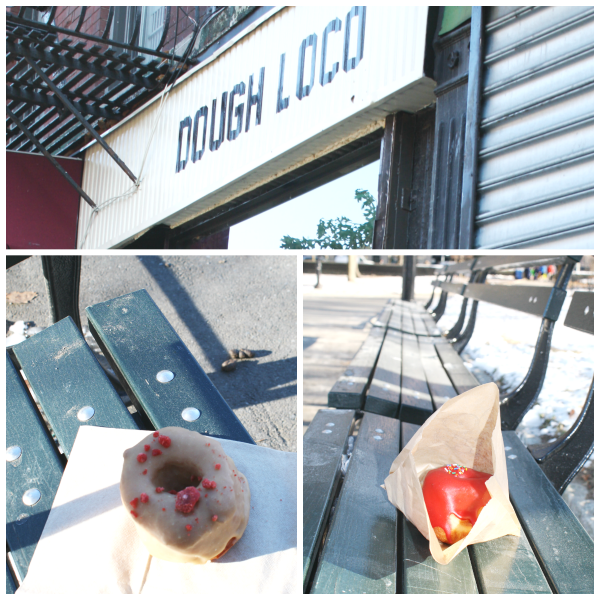 Dough Loco Collage