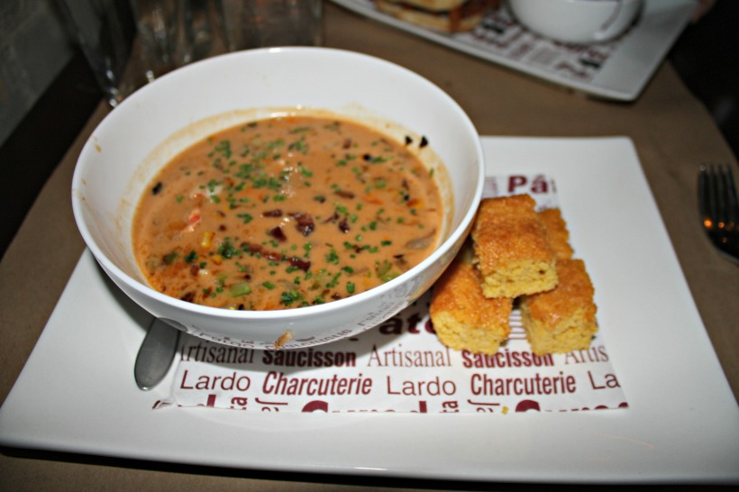 Bar Bacon Lobster Bisque